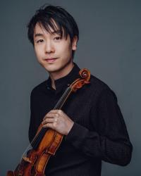 Stephen Kim, violin
