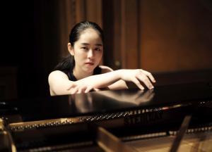 HUIPING CAI, piano